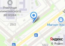 Компания «Такси-Лианозово» на карте