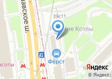 Компания «Двери дёшево» на карте