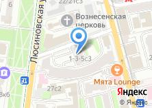 Компания «Сотэм» на карте