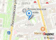 Компания «Юрку» на карте