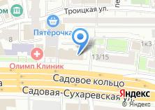 Компания «ФСИН России» на карте