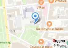 Компания «Автостоянка на Малом Сухаревском пер» на карте