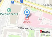 Компания «Городская клиническая больница №63» на карте