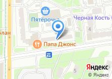 Компания «Управление социальной защиты населения района Замоскворечье» на карте