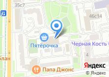Компания «МосАптека» на карте