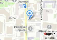 Компания «АВИАПАРТНЕР» на карте