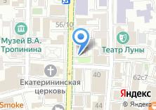 Компания «Грин» на карте