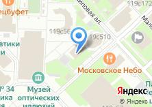 Компания «Ингвар» на карте