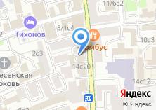 Компания «Адвалор» на карте