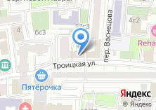 Компания «Московский Независимый Центр Правовой Поддержки» на карте