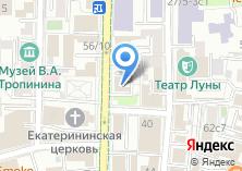 Компания «Вагант Трэвэл» на карте