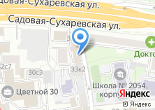 Компания «Комбанк Окский» на карте