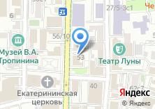 Компания «Элмед» на карте