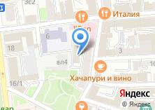 Компания «ПариТур» на карте