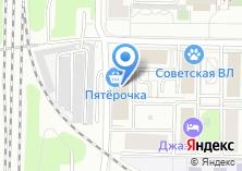 Компания «Aqualei.ru» на карте