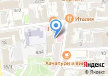 Компания «НДВ Проект Концепт» на карте