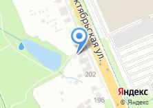 Компания «АМТ» на карте