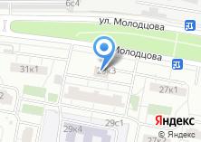 Компания «Бастион защиты» на карте