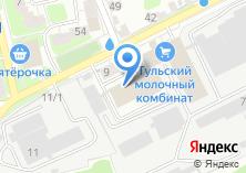 Компания «VOLTPROM» на карте