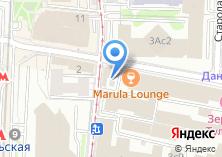 Компания «СантехОптСервис» на карте