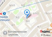 Компания «Мастерская Новицкой Ларисы» на карте
