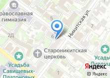 Компания «Тулахлебпром» на карте