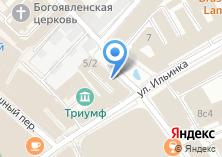 Компания «MBAdiplom» на карте