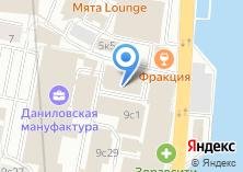 Компания «MTV Russia» на карте
