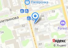 Компания «М-РИЯ» на карте