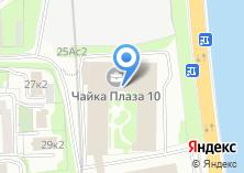 Компания «МУЗ ТВ» на карте