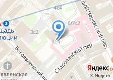Компания «Всероссийское общество охраны природы» на карте