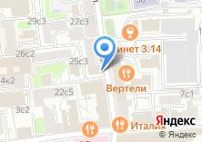 Компания «Российское общество клинической онкологии» на карте