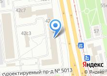 Компания «Primax» на карте