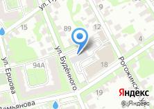 Компания «ДРУГОЙ сервис» на карте
