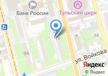 Компания «НБД» на карте