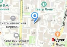 Компания «Ренова» на карте