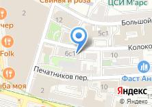 Компания «Нотариус Нечаева М.И.» на карте
