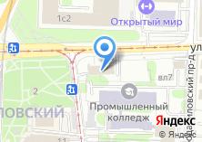 Компания «Монастырский Мед» на карте