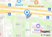 Компания «Магазин фруктов и овощей на ул. Сущёвский Вал» на карте
