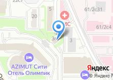 Компания «Российская дорожная лизинговая компания» на карте