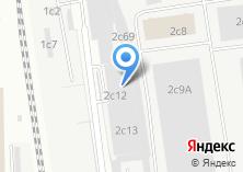 Компания «Астра-с» на карте