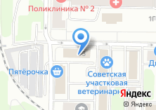 Компания «Нагатинский районный суд» на карте