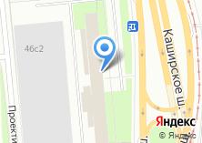 Компания «Фазеркрафт» на карте