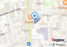 Компания «Smilegifts.ru» на карте