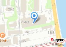 Компания «Оскорд-Аудит» на карте