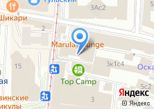 Компания «Оргстройизыскания» на карте