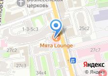 Компания «Фортус Электро» на карте