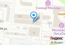 Компания «Московские Системы Безопасности» на карте