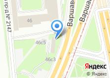 Компания «Магнетом» на карте