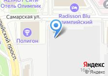 Компания «МУЛЬТИФИНСЕРВИС» на карте